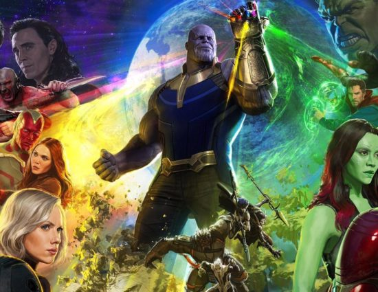 [Gallery Update] Official Thor: Ragnarok and Avengers: Infinity War Posters Released