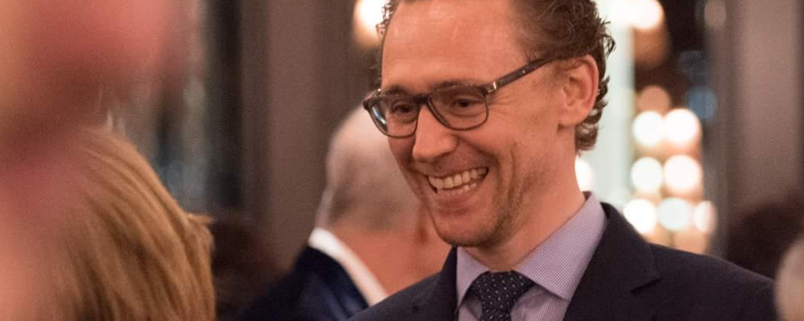 [Photos] Tom Attends Press Night of Young Marx