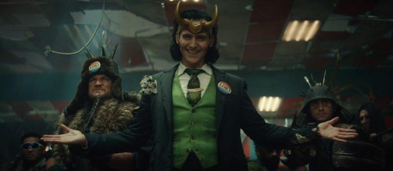 "Loki – One more countdown video ""Loki Arrives On Disney+"""