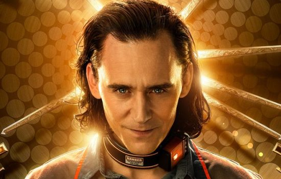 Marvel unveils first Poster for Loki