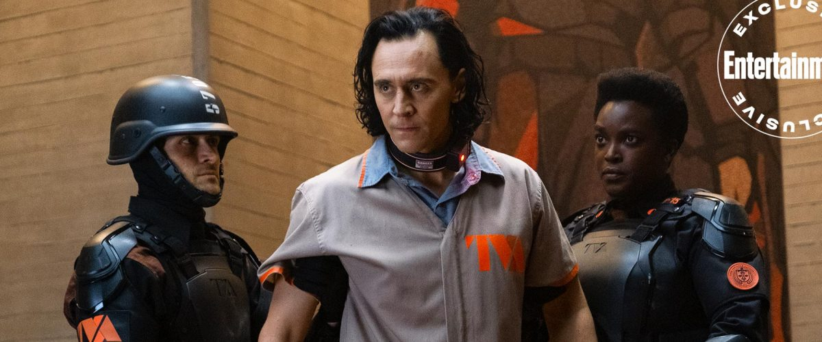 New Loki Promotional Still