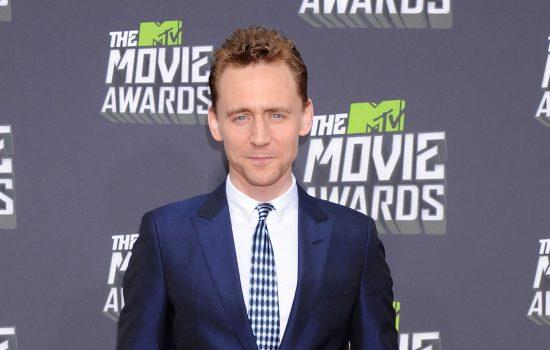 Tom Hiddleston to present at the MTV Movie & TV Awards 2021