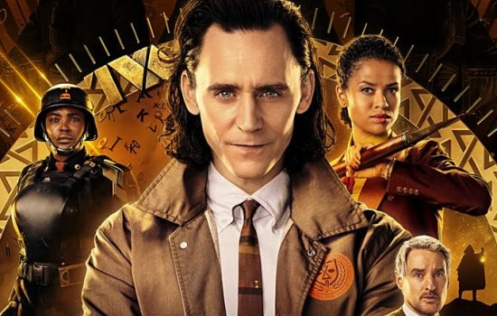 New Loki Poster