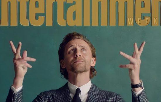 Entertainment Weekly – Loki Takes Over