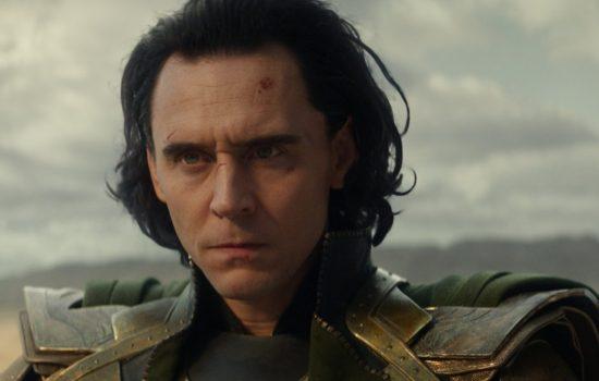 New Loki Stills