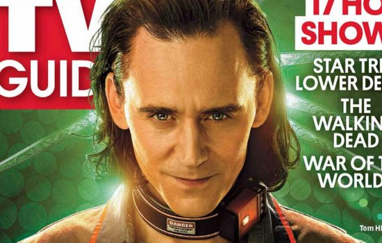 TV Guide and TV & Satellite Week Magazines