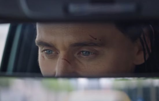 Tom Hiddleston does a commercial for Hyundai