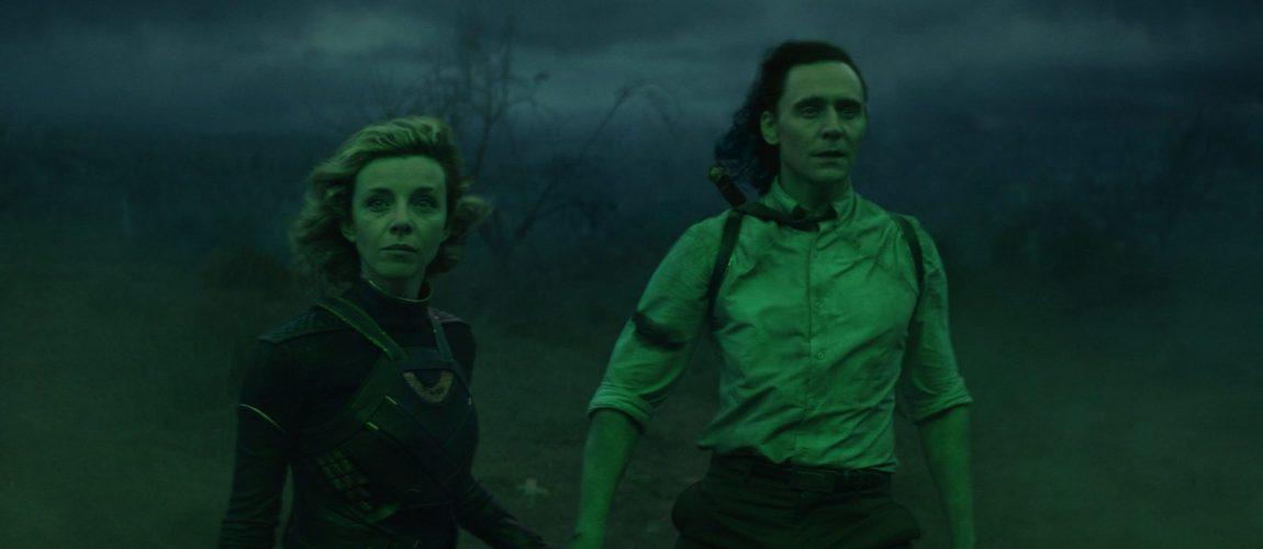 New Production Stills for Loki