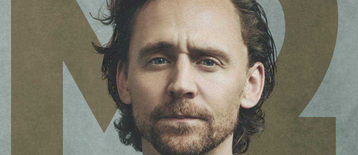 Tom Hiddleston featured in M2 Australia Magazine